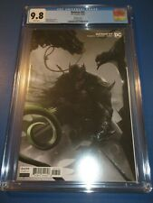 Batman #97 Mattina Variant Joker War CGC 9.8 NM/M Gem Wow