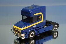 "Herpa 903207 Scania Hauber 164 Topline 2a solo Zugmaschine ""ASG"" (Schweden)"