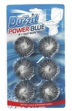 Duzzit 6 BLU WATER BLOCK Tablet Power Blue Water WC Flush freschezza pulita