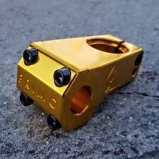PRIMO BMX RICANY FRONT LOAD GOLD STEM ODYSSEY STRANGER BSD FIT CULT ECLAT