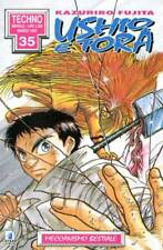 manga STAR COMICS USHIO E TORA numero 3