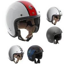 Boys' & Girls' Open Face AGV Motorcycle Helmets