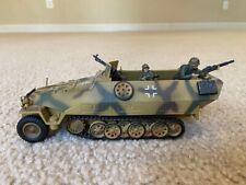 1:32 21st Century Toys Ultimate Soldier German Hanomag Halftrack Sdkfz 251 3 fig