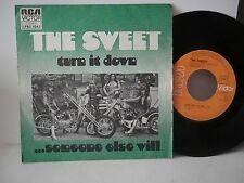 "the sweet'turn it down""single7""or.fr.rca:lpbo5043 de 1974"
