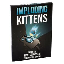 Imploding Kittens This Is The First Expansion of Exploding Kittens.