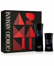 Armani Code Pour Homme 2.5 oz / 75 ml Eau De Toilette and 1.oz Travel Gift Set