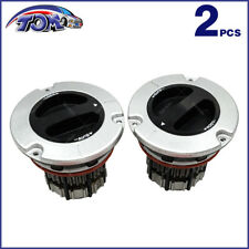 New Auto Locking Front Hub Set For 2005-2010 Ford F250 F350 F450 F550 Super Duty