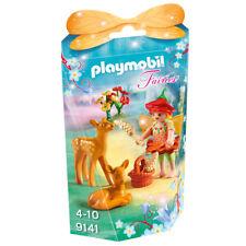 Playmobil Fairies Hada Chica con cervatillos 9141 Nuevo