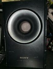 Sony SRS-D21 2.1-Channel PC/Multimedia Speaker System 22 Watts