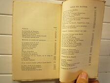1939 L'ONAGRE ORANGE DE TRISTAN DEREME CHEZ GRASSET PARIS BROCHE