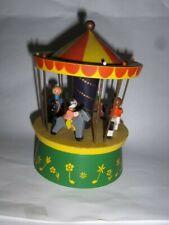 Musical Miniature Merry Go Round
