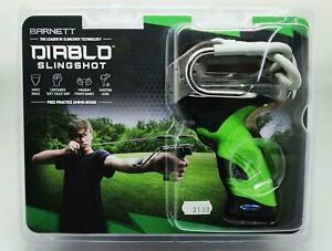 New GENUINE BARNETT DIABLO Catapult / Slingshot Diabolo - With Practice BB Ammo
