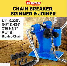Chain Breaker Bench Mounted Chainsaw Chain Breaker and Joiner