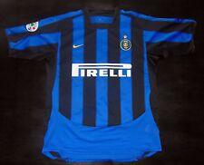 Inter Milan 03-04 Zanetti Home Shirt Jersey Argentina Jersey Maglia Trikot