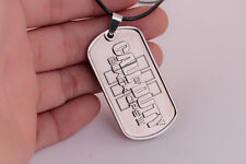 Call of Duty Black Ops III Gamer Dog Tag Necklace Xmas Gift Collection For Lover