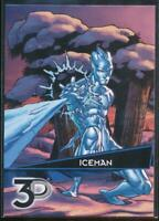 2015 Marvel 3-D Trading Card #68 Iceman