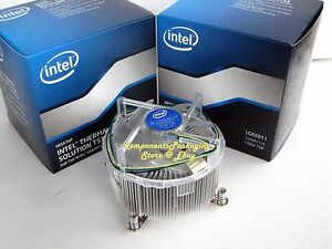 Intel Core i7 Cooler Heatsink Fan for i7-3820 i7-3930K Socket LGA 2011 Processor