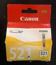 Canon CLI-8Y Inkjet Cartridge - GENUINE BRAND NEW NEVER OPENED