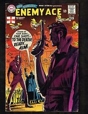 """Star Spangled War Stories #141 ~ Enemy Ace / """"The Bull"""" ~ 1968 (6.0) Wh"""