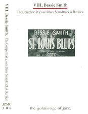 Bessie Smith Complete St. Louis Blues Soundtrack & Rarities V111 CASSETTE ALBUM