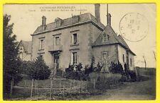 cpa RARE Auvergne 15 - ALLY (Cantal) La MAISON ANDRIEU des CRUCHOLLES