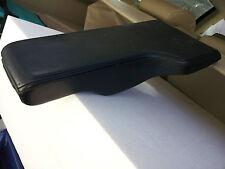 Audi A6 95-98 Arm Rest Center Console OEM Leather Black Mint
