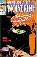 Marvel Comics Presents # 64 (Wolverine / Ghost Rider) (USA, 1990)