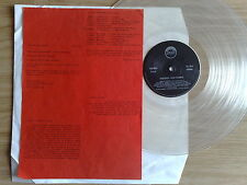 RICORDA CON RABBIA(STORMY SIX, SATELLITI, FREDDIES)- RARO LP 33 GIRI TRASPARENTE
