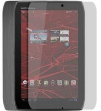 Skinomi Brushed Steel Tablet Skin+Screen Guard for Motorola DROID XYBOARD 8.2