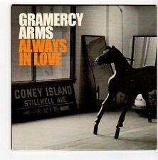 (FA355) Gramercy Arms, Always In Love - 2014 DJ CD