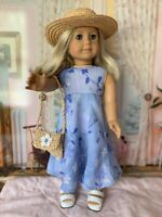 American Girl, Girl of Today #27 in Box, P.C. Periwinkle Outfit, EUC