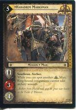 Lord Of The Rings CCG Card SoG 8.U60 Haradrim Marksman