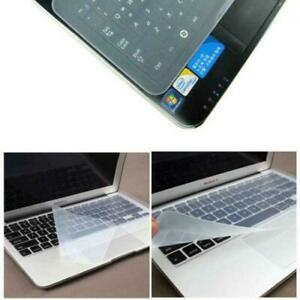 Notebook Silicone Skin Laptop PC Protector Film Cover Keyboard Case