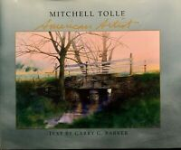 American Artist, Mitchell Tolle, Garry G. Barker, Painted Treasures, 1992, New