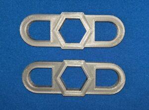 Dodge Journey Oil Filter Cap Remover x 2 - 3D printed