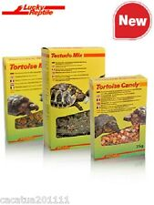 NEW TORTOISE FOOD RECIPE: LUCKY REPTILE TORTOISE MIX 800G