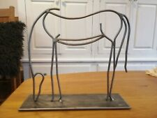 Handmade Bespoke Abstract Horse Sculpture