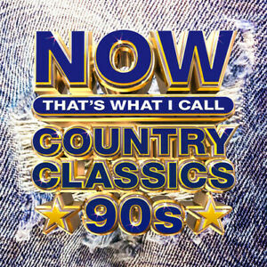Various Artists - NOW That's What I Call Country Classics 90s [New CD]