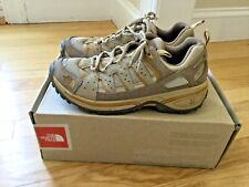 The North Face Women's Venture Taupe/Grey Low-Cut Hiking Shoe Size 9.5 Medium