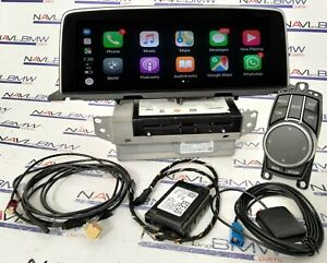 BMW 6er F06 F12 F13 NBT EVO ID5 ver HDD GPS SAT NAV FSC Coded Apple Carplay 2021