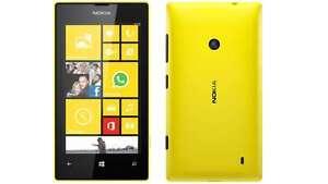 "Unlocked Original Nokia Lumia 520 3G Wifi 5MP 4.0"" Dual Core 8GB Mobile Phone"