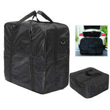 "16"" Bicycle Road Bike Carrier Carry Travel Folding Bag Transport Case Luggage"