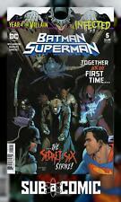 BATMAN SUPERMAN #5 (DC 2019 1st Print) COMIC