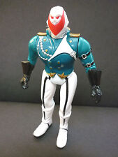 "Saban'S MASKED RIDER SERIE 1 MUTANTE Marauder DOUBLE FACE 5"" Action Figure 1995"