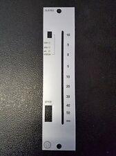 SSL (Solid State Logic) SL678G Ultimation fader Overlay