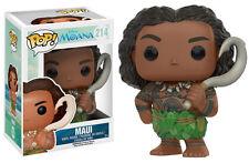 Maui - Funko Pop! Disney #214 - Moana & Pua - Oceania - Demi-God - Hawaii - NIB