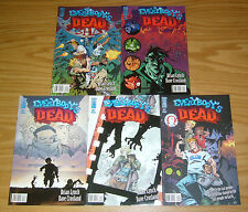 Everybody's Dead #1-5 VF/NM complete series - college frat vs zombies 2 3 4 set