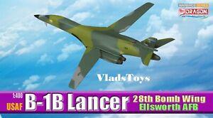 Dragon Wings 1:400 Rockwell B-1B Lancer 28th Bomb Wing Ellsworth AFB 56225