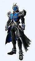NEW S.I.C. Masked Kamen Rider WIZARD WATER STYLE Action Figure BANDAI from Japan