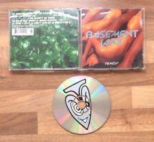 "BASEMENT JAXX - ""REMEDY"" CD ALBUM -15 TRACKS - XL RECORDINGS 1999"